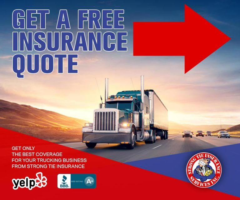 Best Commercial Trucking Insurance
