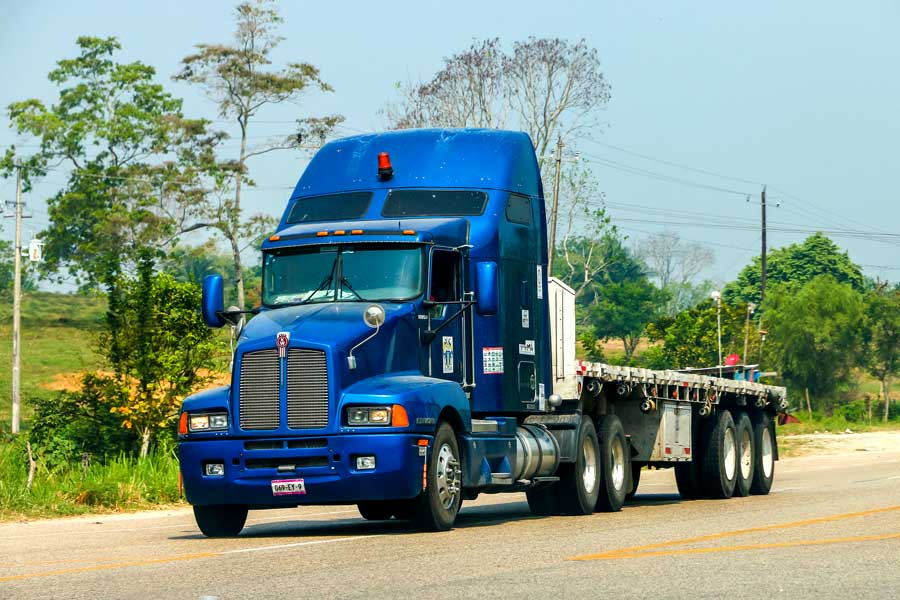 Truck Insurance Cost >> Commercial Trucking Insurance Average Cost Coverage And